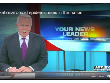 National opioid epidemic rises in the nation